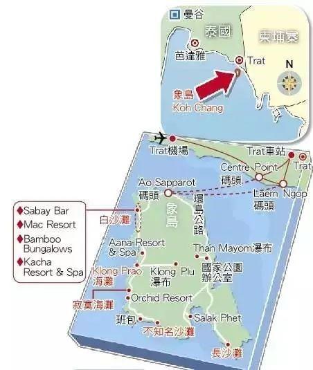 """旅游攻略 洛阳出发到东南亚旅游 > 正文  一直""""默默无闻""""的象岛, 马上"""